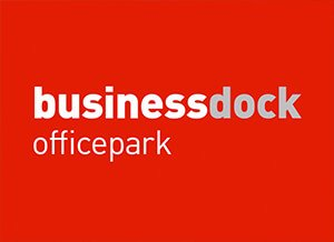 Link zur Referenz businessdock officepark Markenauftritt von Georg design