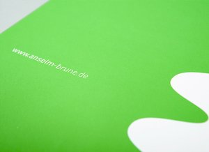 Link zur Referenz Dr. Anselm Brune Corporate Identity von Georg design
