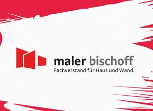 Link zur Referenz Maler Bischoff Website von georg design