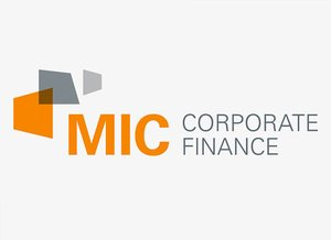 Link zur Referenz MIC Corporate Finance Marke von georg design