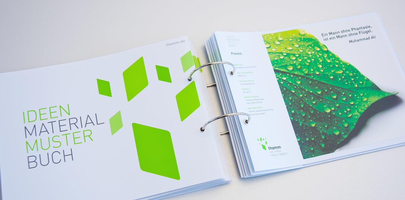 Design Mã¼Nster | Thamm Musterbuch Georg Design Werbeagentur Marke Web